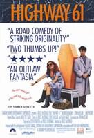 """Highway 61 Movie - 11"""" x 17"""" - $15.49"""