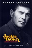 "Jackie Brown Robert Forster - 11"" x 17"""