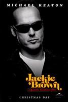 """Jackie Brown Michael Keaton - 11"""" x 17"""""""