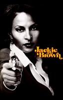 "Jackie Brown Pam Grier - 11"" x 17"""