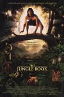 "Rudyard Kipling's The Jungle Book - 11"" x 17"""