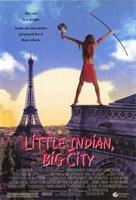 "Little Indian Big City - 11"" x 17"""