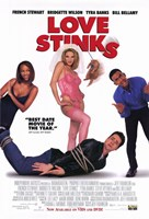 "Love Stinks - 11"" x 17"" - $15.49"