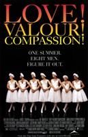 "Love! Valour! Compassion! - 11"" x 17"""
