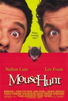 """Mouse Hunt - 11"""" x 17"""", FulcrumGallery.com brand"""