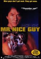 "Mr. Nice Guy - 11"" x 17"""