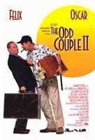 """Neil Simon's The Odd Couple 2 - 11"""" x 17"""""""
