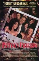 """Peter's Friends - 11"""" x 17"""""""