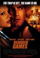 """Reindeer Games - 11"""" x 17"""""""