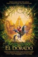 """Road to El Dorado - 11"""" x 17"""""""