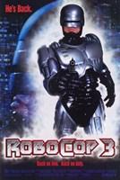 """Robocop 3 - 11"""" x 17"""" - $15.49"""