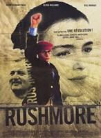 """Rushmore French - 11"""" x 17"""""""