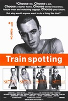 Trainspotting - #1 Renton Framed Print