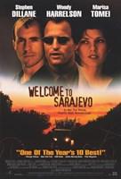 """Welcome To Sarajevo - 11"""" x 17"""""""