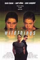 """Wild Things - 11"""" x 17"""""""