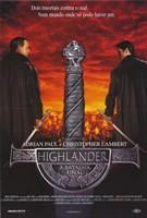 """Highlander: Endgame Portuguese - 11"""" x 17"""" - $15.49"""