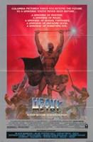 "Heavy Metal Champion - 11"" x 17"""