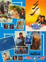 "Top Gun Collage - 11"" x 17"""