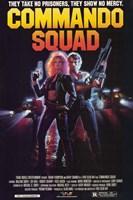 "Commando Squad - 11"" x 17"""