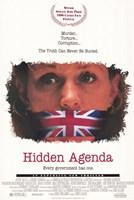"Hidden Agenda - 11"" x 17"""