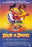 "Rock-a-Doodle - 11"" x 17"""