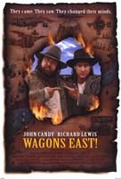 "Wagons East! - 11"" x 17"""