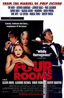 "Four Rooms Banderas Beals And Madonna - 11"" x 17"""