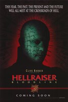 """Hellraiser 4: Bloodline - 11"""" x 17"""""""