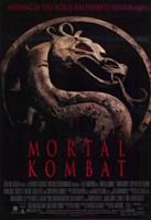 "Mortal Kombat - 11"" x 17"""