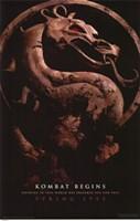 """Mortal Kombat - Spring 1995 - 11"""" x 17"""""""