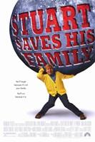 """Stuart Saves His Family - 11"""" x 17"""""""