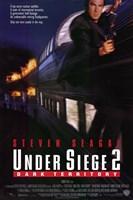 """Under Siege 2: Dark Territory - 11"""" x 17"""""""