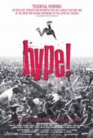 "hype! - 11"" x 17"""
