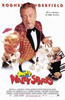 """Meet Wally Sparks - 11"""" x 17"""""""