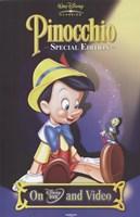 "Pinocchio Print - 11"" x 17"""