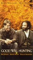 Good Will Hunting Affleck Williams Framed Print
