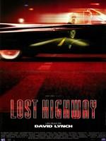 "Lost Highway - 11"" x 17"""