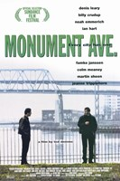 """Monument Ave. - 11"""" x 17"""""""