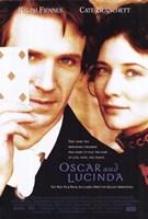 """Oscar & Lucinda - 11"""" x 17"""""""