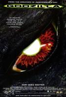 Godzilla Film Fine Art Print