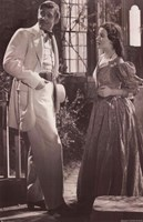 Gone With The Wind - Clark Gable & Vivien Leigh Scene Fine Art Print