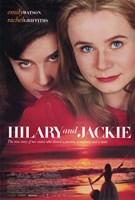 """Hilary and Jackie - 11"""" x 17"""""""