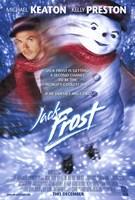 """Jack Frost Michael Keaton - 11"""" x 17"""""""