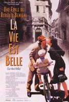 "Life is Beautiful Movie - 11"" x 17"" - $15.49"