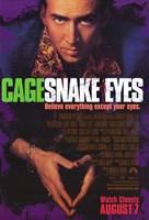 """Snake Eyes - 11"""" x 17"""", FulcrumGallery.com brand"""