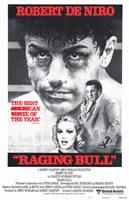 Raging Bull De Niro Fine Art Print