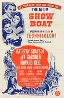 """Showboat - 11"""" x 17"""""""