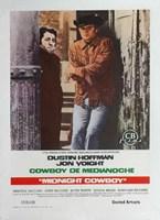 "Midnight Cowboy - 11"" x 17"", FulcrumGallery.com brand"