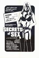 "Secrets of Sex - 11"" x 17"""