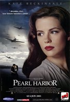 Pearl Harbor Kate Beckinsale Fine Art Print